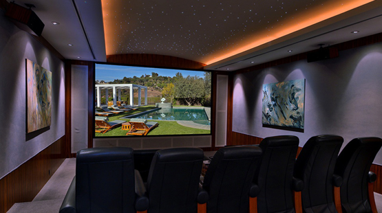 custom home theater services