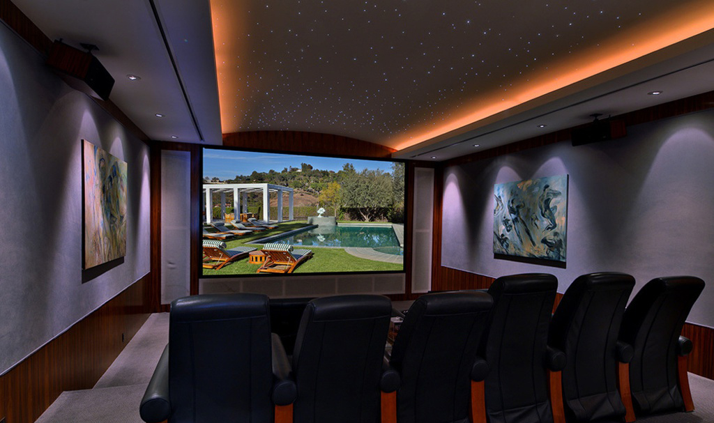 belair home theater