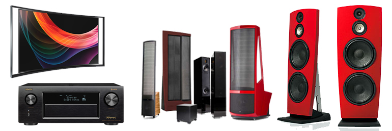 belair home theater products